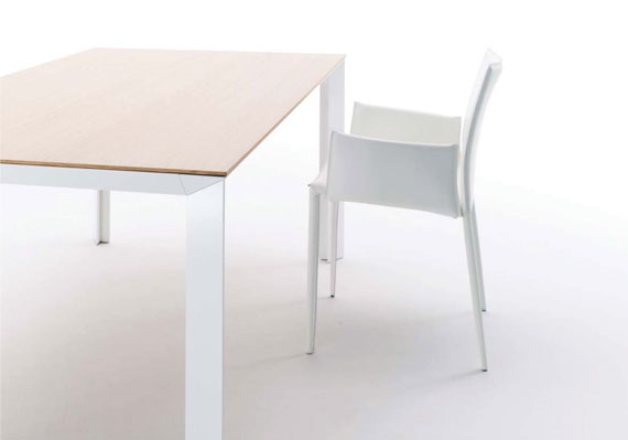 Dall Agnese社のDIAMANTE TABLE MUT0041 MUT0042
