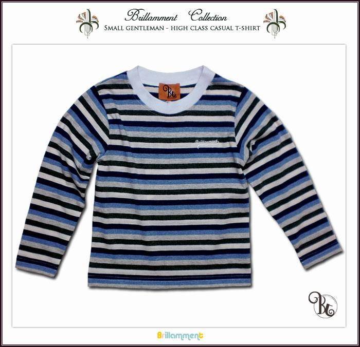 実用性と動きやすさを備えたシンプル上質ニット長袖Tシャツ
