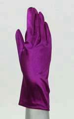 激安サテン手袋・本紫