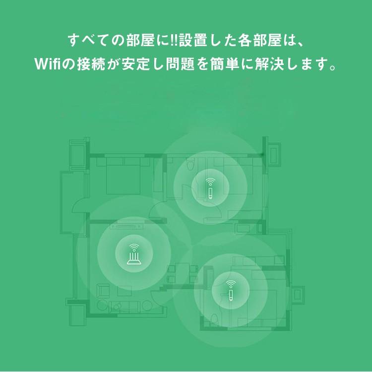 Xiaomi Mi WiFi Amplifier 2 シャオミ 中継器,無線LAN中継機 ルーター リピーター USB給電