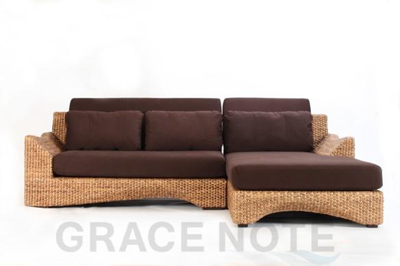 アジアン家具:ソファ