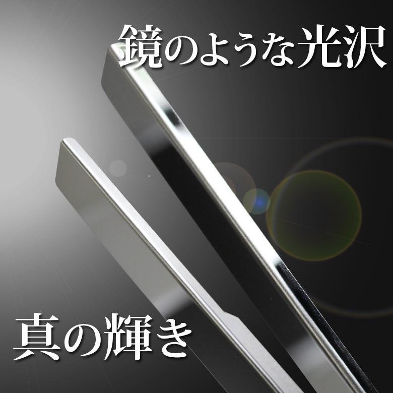 【DAIHATSUタント/タントカスタム】ウィンドウ周り輝く!タント/タントカスタムLA600/610S専用ウェザーストリップモール新品1台フルセット 鏡面 サイドドア-イメージ
