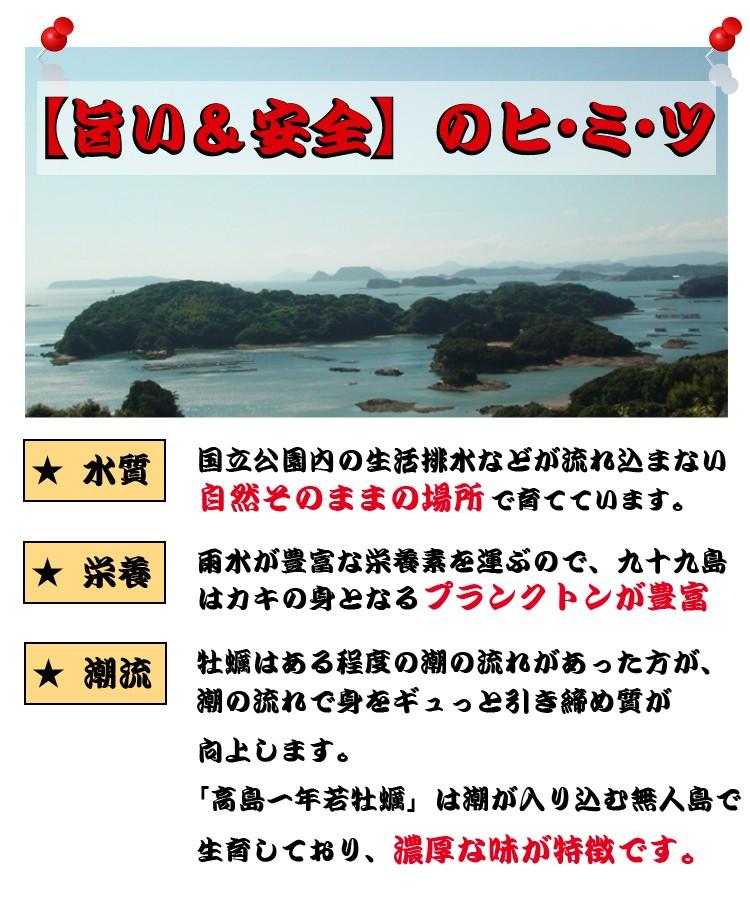 高島の一年若かき